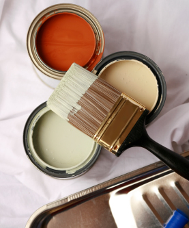 Fairfield County Paint Selection